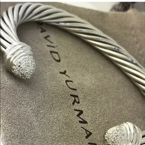 David yurman 7mm diamond tip